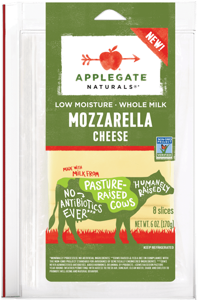 Applegate Naturals Mozzarella Cheese