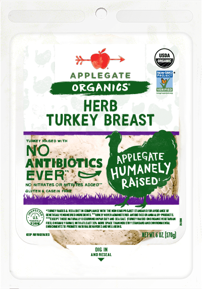Organic Herb Turkey Breast