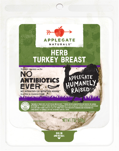 Applegate Naturals Herb Turkey Breast