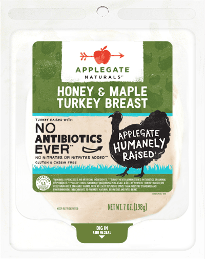 Applegate Naturals Honey & Maple Turkey Breast
