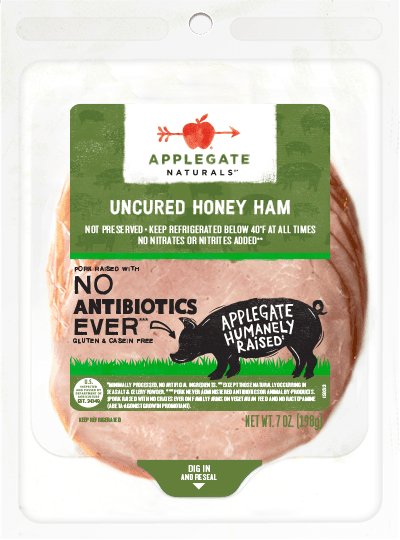 Applegate Naturals Honey Ham