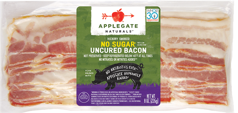Applegate Naturals No Sugar Bacon
