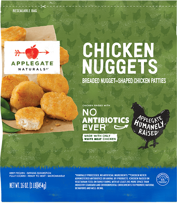 Natural Chicken Nuggets in a Family Size Bag