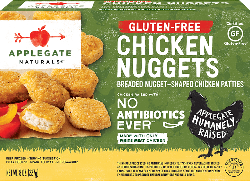 Natural Gluten-Free Chicken Nuggets