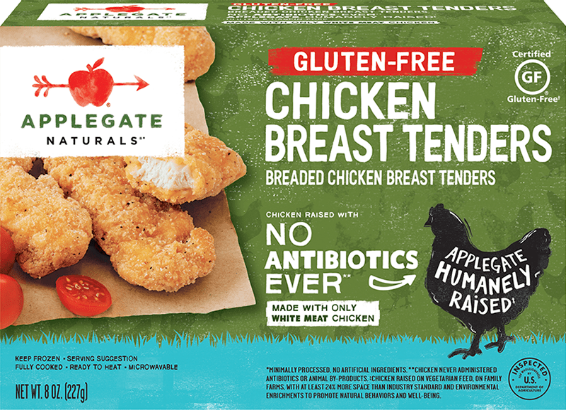 Natural Gluten-Free Chicken Tenders