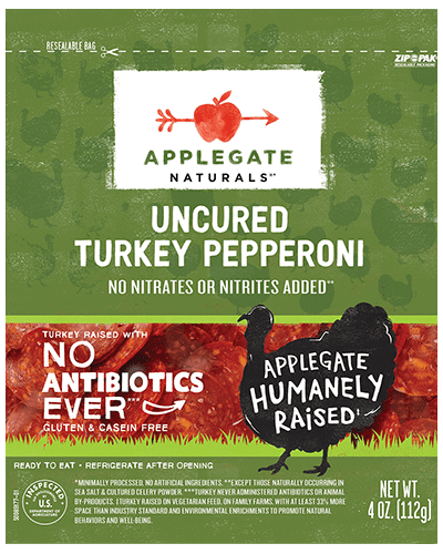 Applegate Naturals Turkey Pepperoni