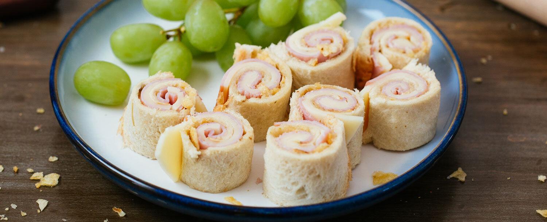 Vh roll ups recipe