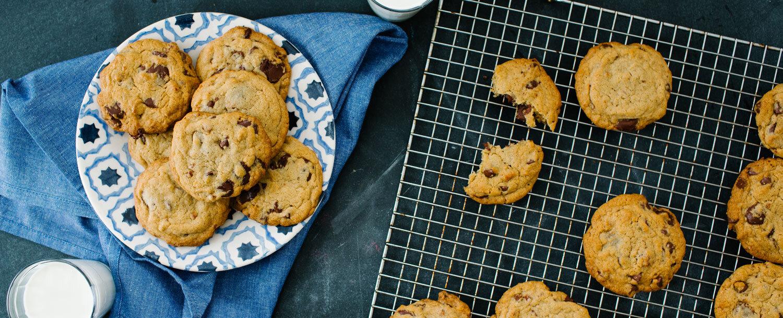 Bacon chocolate cookies recipe