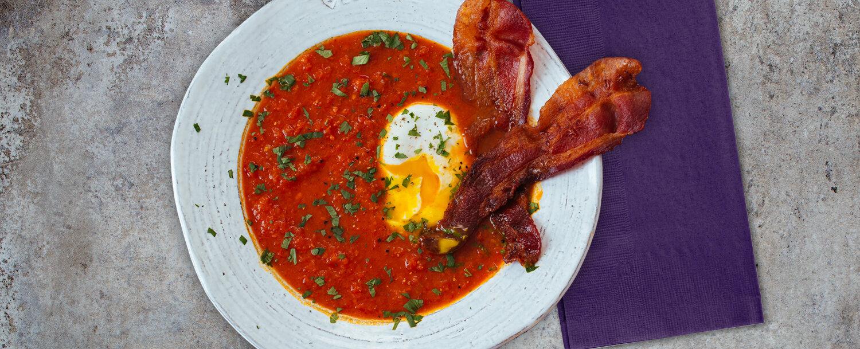 Tomato skakshuka recipe