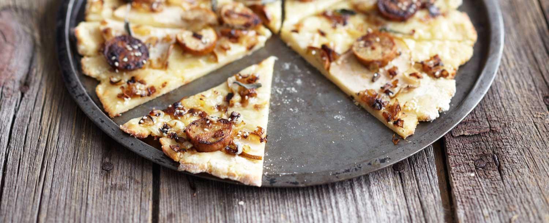 Sweet italian gf pizza