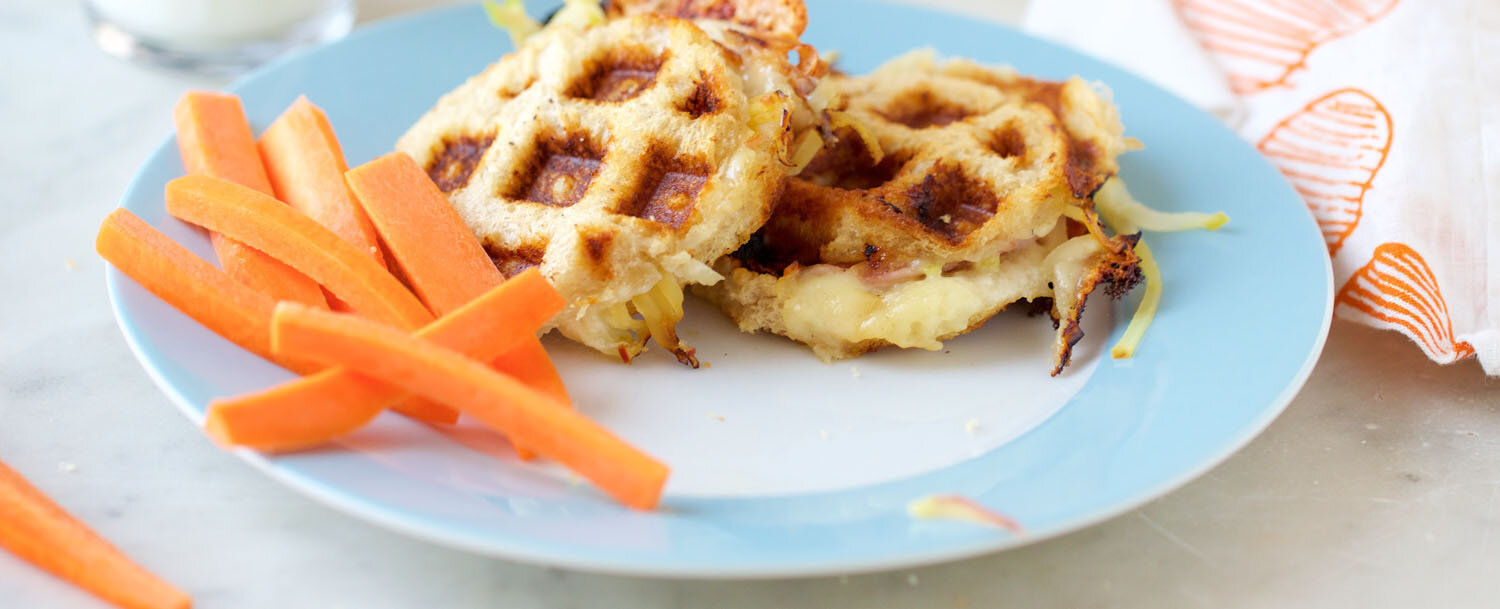Grilled%20cheese%20waffle%20sandwiches%20w %20apple%20confetti
