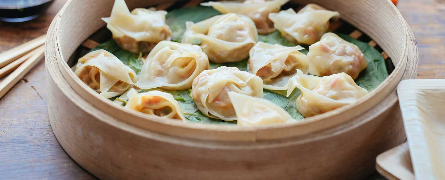 Steamed dumplings recipe