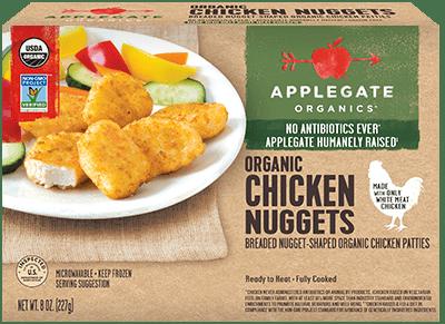 Applegate Organics Chicken Nuggets
