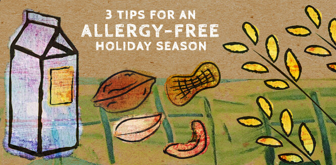 Allergen free holiday