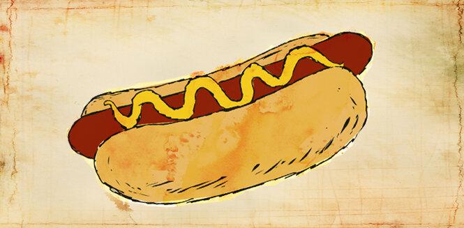 Fav tweets blog hot dog