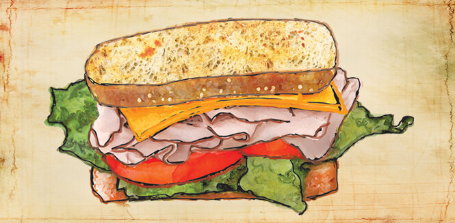 Fav tweets blog images sandwich