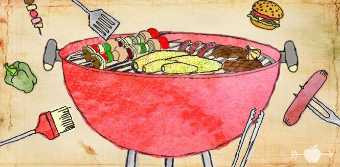 Fav grilling tweets blog images