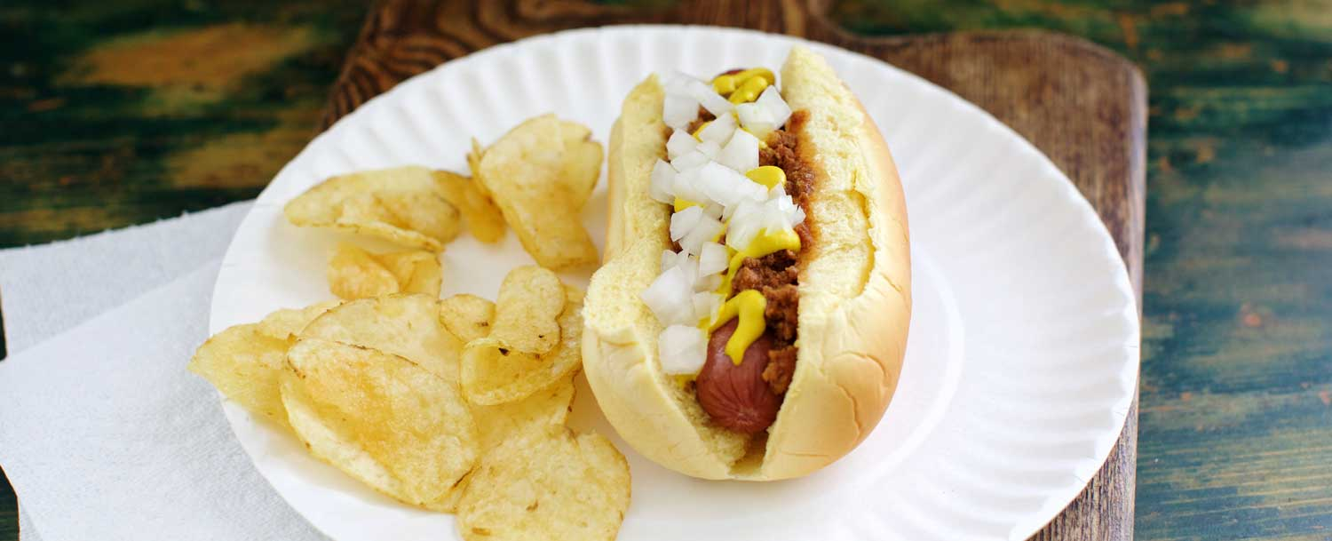 Washington dc hot dog recipe