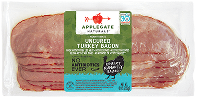 Applegate Naturals Turkey Bacon