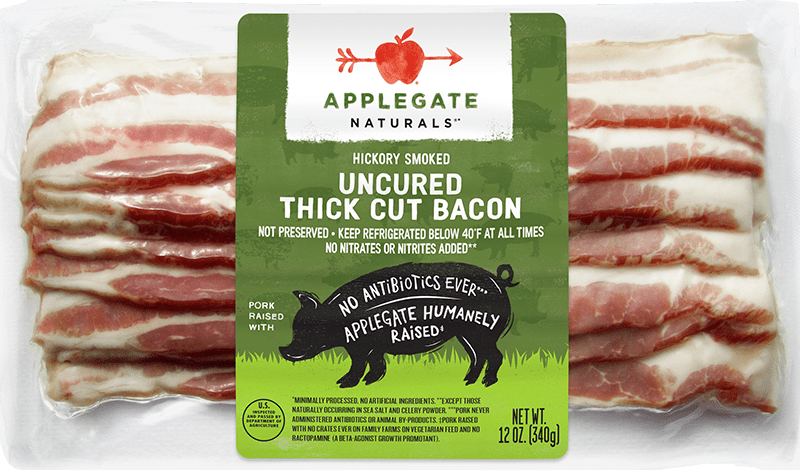 Applegate Naturals Thick Cut Bacon