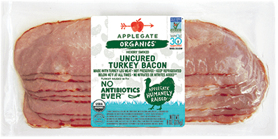 Applegate Organics Turkey Bacon