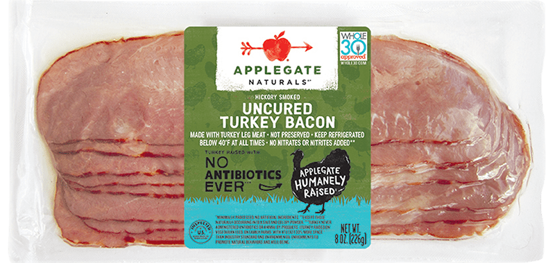 turkey bacon ok for low sodium diet?