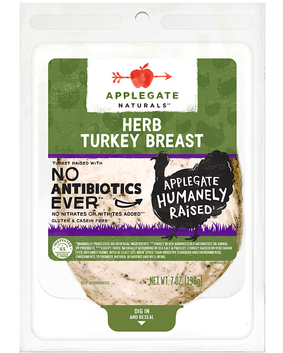 Nat herb turkey front